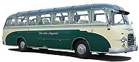 1954 Kässbohrer Ulm Setra S 10