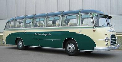 1954 Setra S 10 Kässbohrer