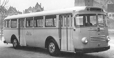 1954 Setra SP Kässbohrer