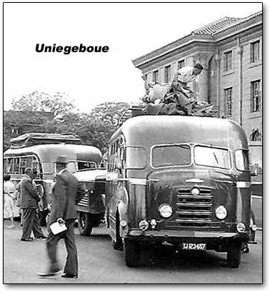 1955 Karrier Bantam uniegeboue SA