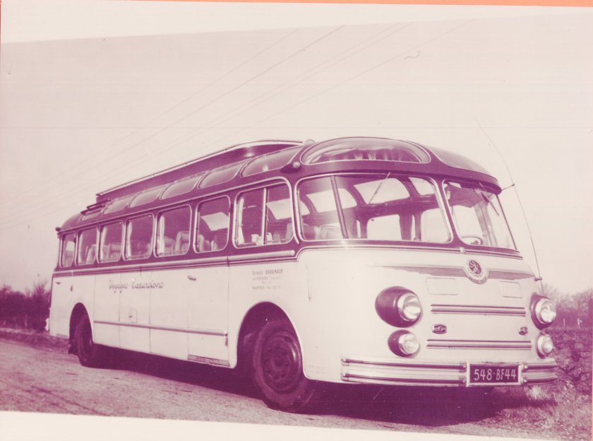 1956 BROUNAIS Isobloc