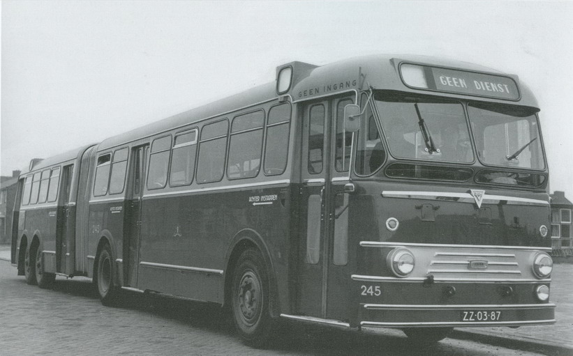 1956 Kässbohrer - AEC - Verheul, Waddinxveen