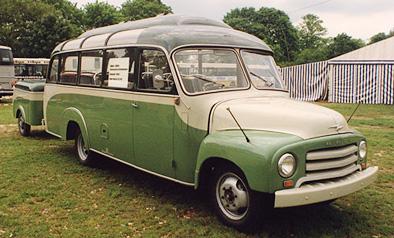 1956 Opel Blitz Kässbohrer
