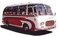 1956 Setra S 6 Kässbohrer