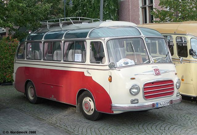 1956 Setra S 6 Klein-Reisebus ENLS