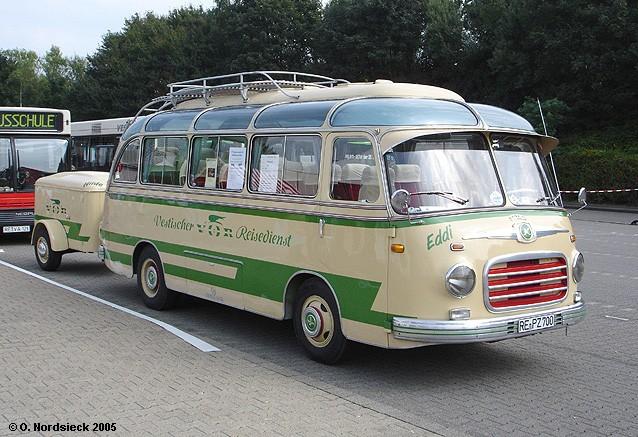 1956 Setra S 6 Klein-Reisebus REPZ