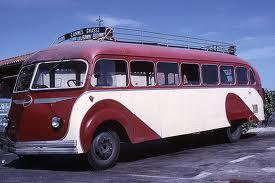1957 Grasse, autocar Isobloc