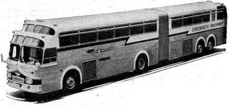 1957 Kassbohrer Setra Artic