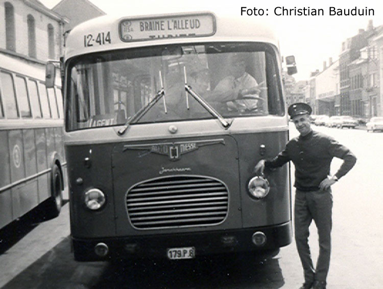 1958 Auto Miesse Jonckheere Bus