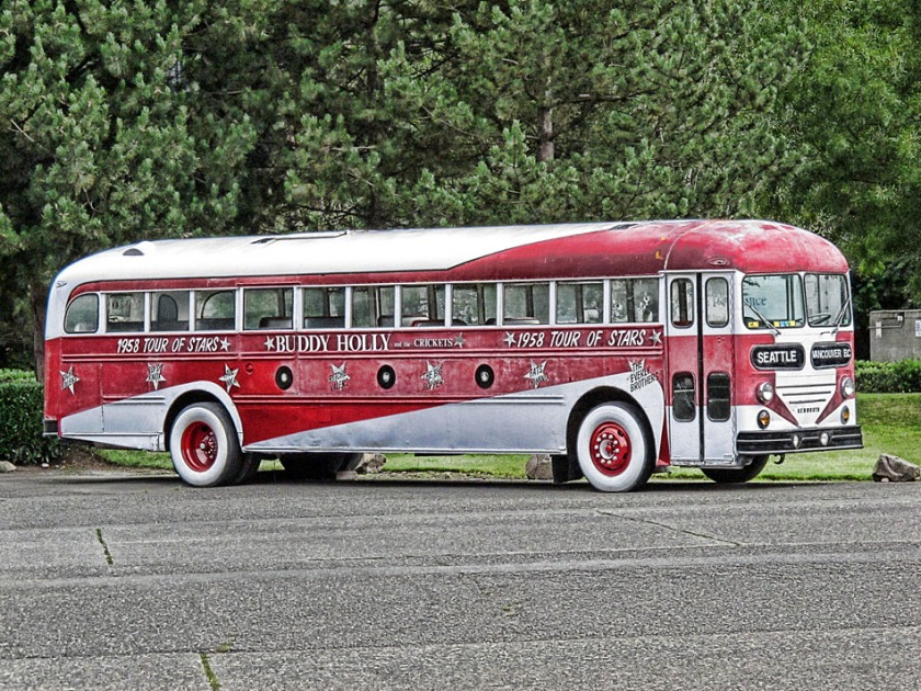 1958 Kenworth bus