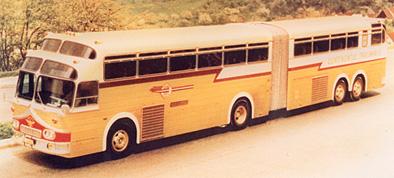 1958 Setra Golden Eagle Gelenkzug Kässbohrer