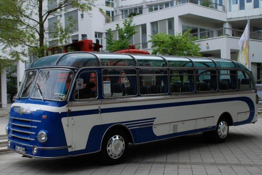1958 Setra S Kässbohrer h
