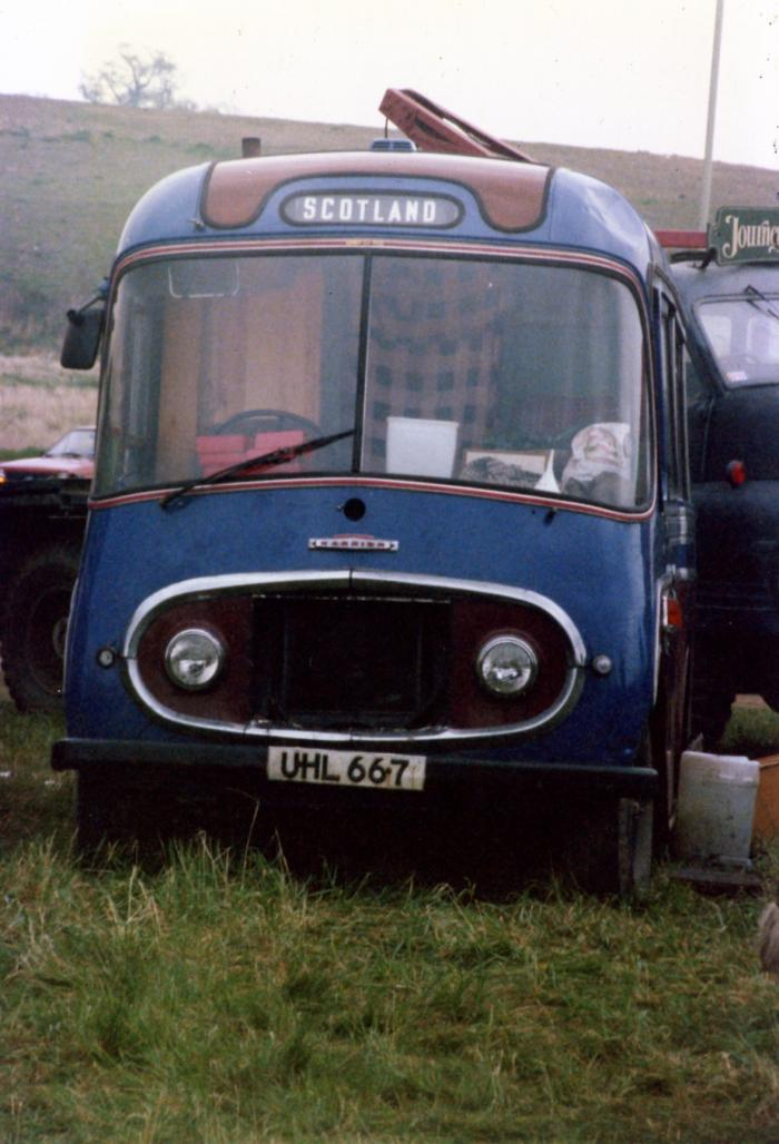 1959 Karrier BFD3023 . Plaxton Consort II C14F a