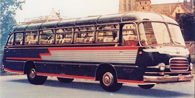1959 Setra S 10 Kässbohrer