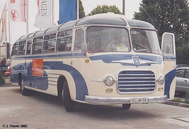 1959 Setra S 10 Reisebus 59