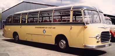 1959 Setra S 11 Kässbohrer