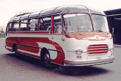 1959 Setra S 9 Kässbohrer