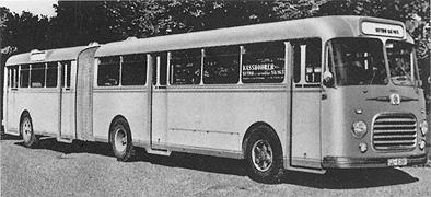 1959 Setra SG 165 Kässbohrer