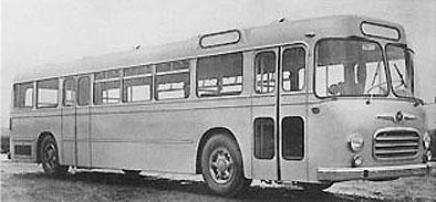 1959 Setra ST 110 Kässbohrer