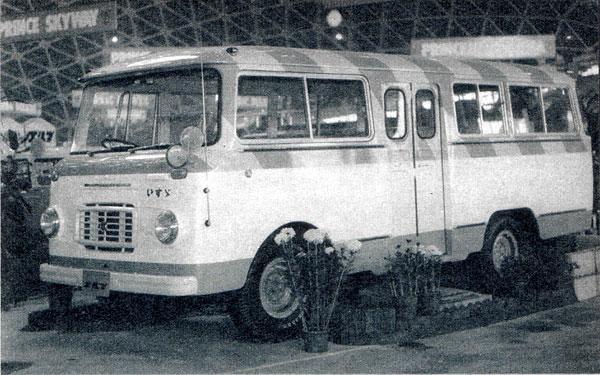 1960 ISUZU BL171