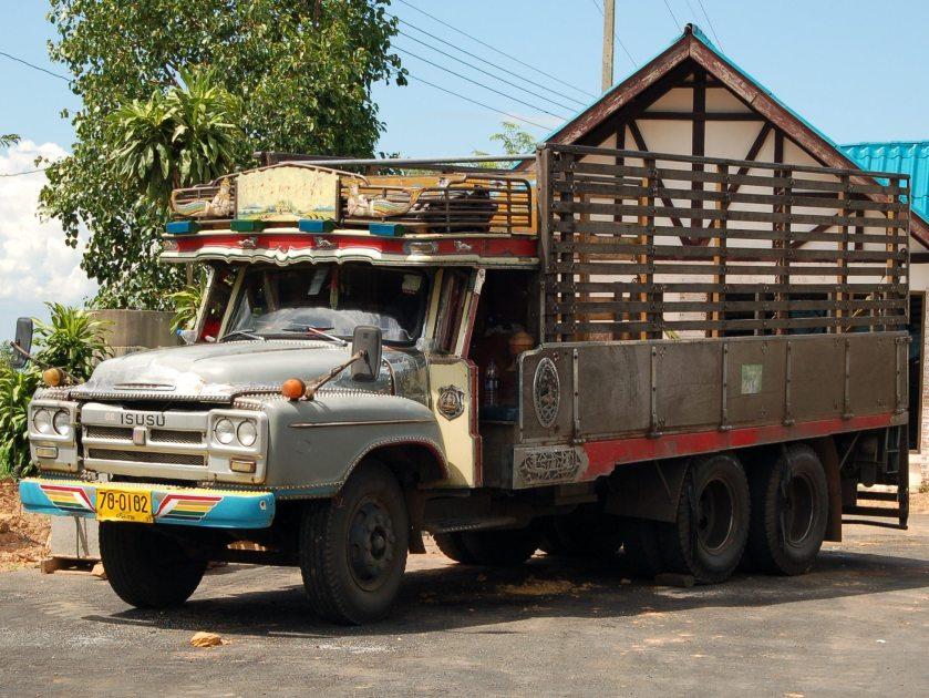 1960 ISUZU truck