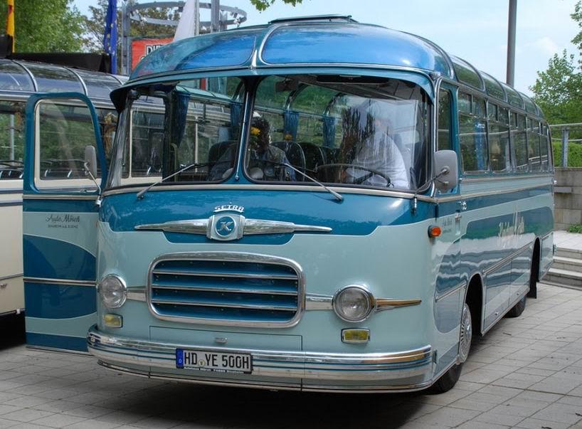 1960 Setra S Kässbohrer j