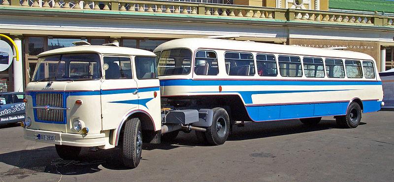 1961 Karosa NO 80