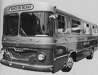 1961 Setra Seida I