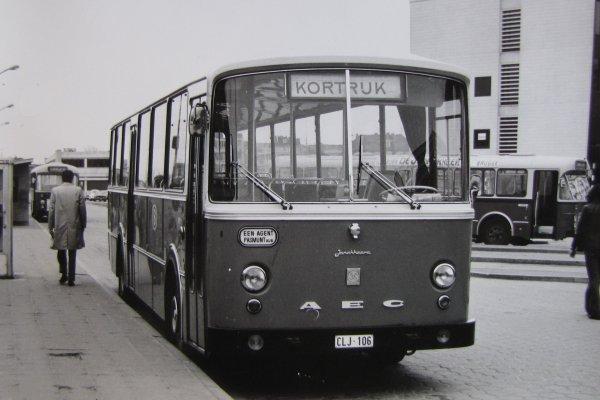 1962 Jonckheere Verleyen AEC