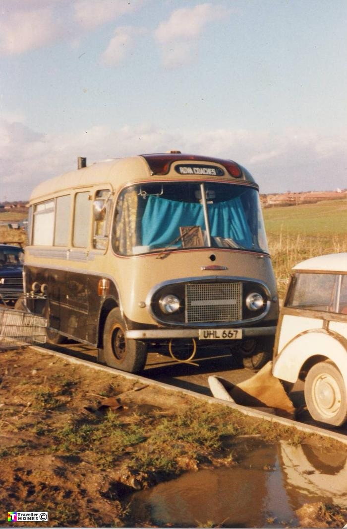 1962 Karrier BFD3023 . Plaxton Consort II C14F