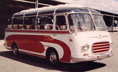 1962 Setra S 6 Kässbohrer