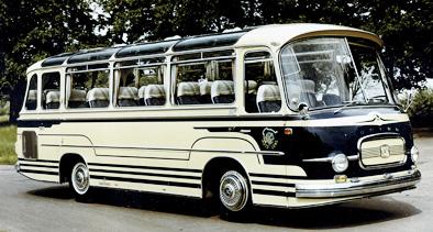 1962 Setra S 9 Kässbohrer