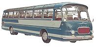 1962 Setra S14 Kässbohrer