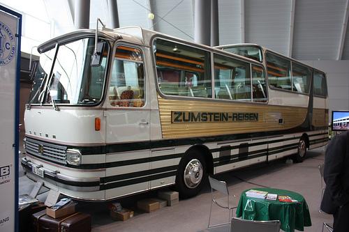 1962 Setra S150 EVO Bus, Retro Classics