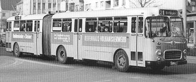 1962 Setra SG 175 Kässbohrer