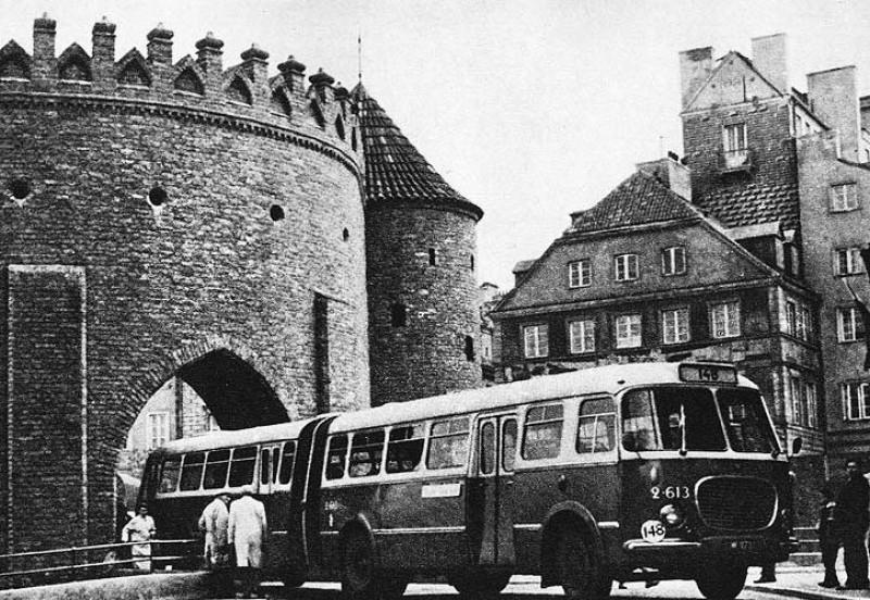 1962a-Jelcz-AP-62-MPA-1962a- M121M Biala Dama