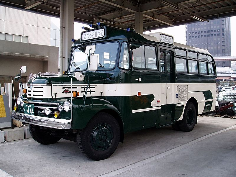 1963 Isuzu buses Picture Gallery