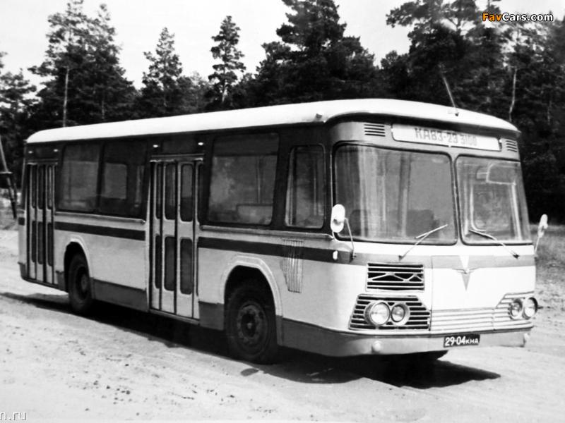 1963 kavz 3100 sibir 1
