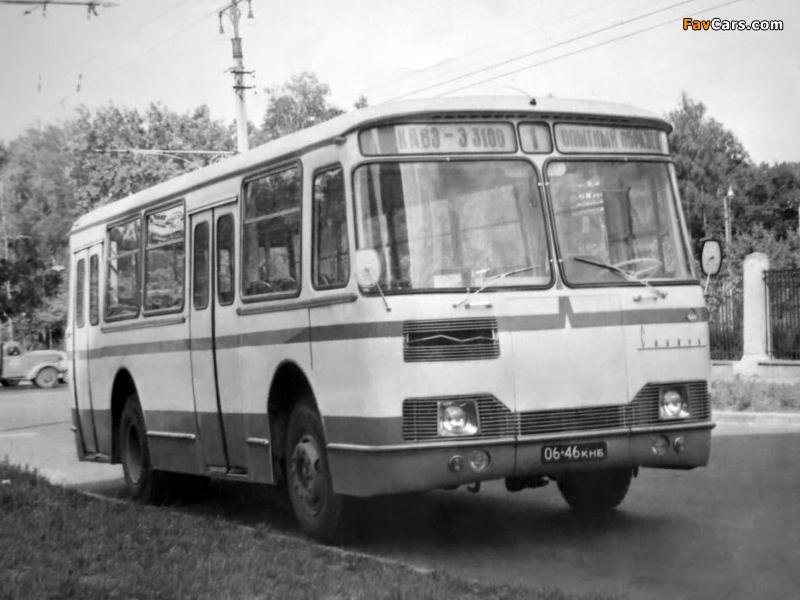 1963 kavz 3100 sibir a