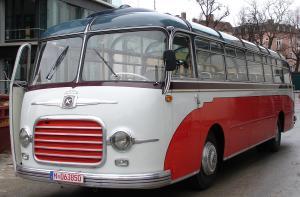 1963 Kässbohrer Setra Bus S