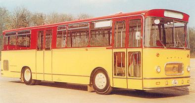 1963 Setra S 125 Kässbohrer