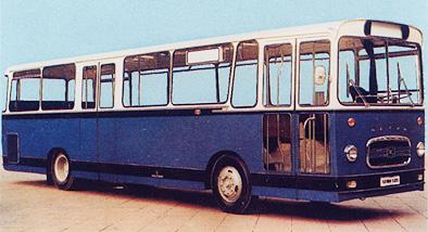 1963 Setra S 125 - Prototyp Kässbohrer