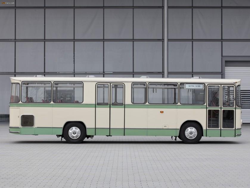 1963- Setra S125