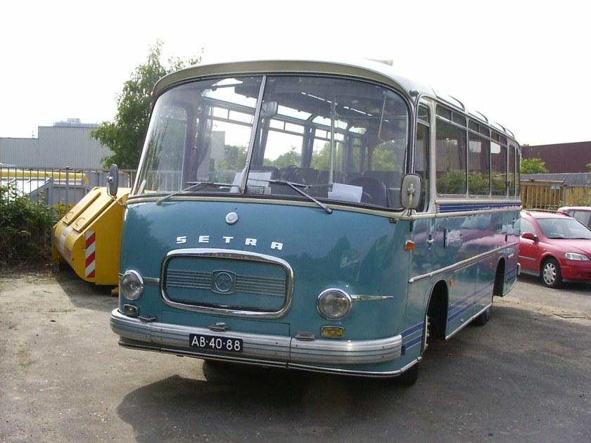 1963 Setra Speedwell 16 NL