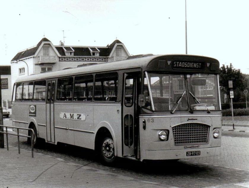 1964 DAF carr. Jonckheere