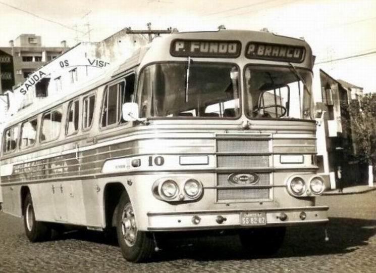1964 Incasel Bi-Campeão Rodoviário Super Luxo Scania B75