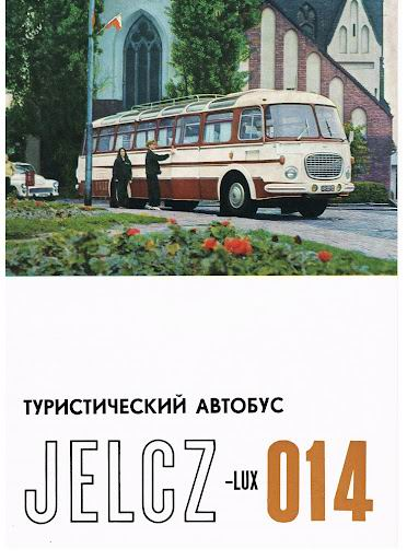 1964 JELCZ 014-Lux
