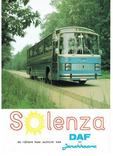 1964 JONCKHEERE Solenza op DAF