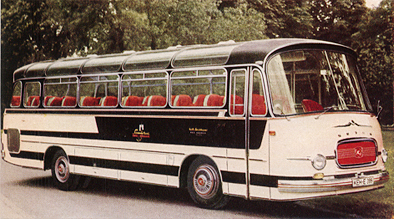 1964 Setra S 10 Kässbohrer