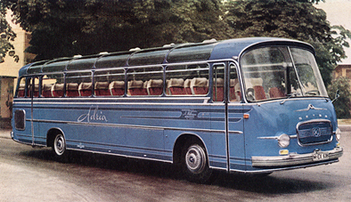1964 Setra S 12 Kässbohrer